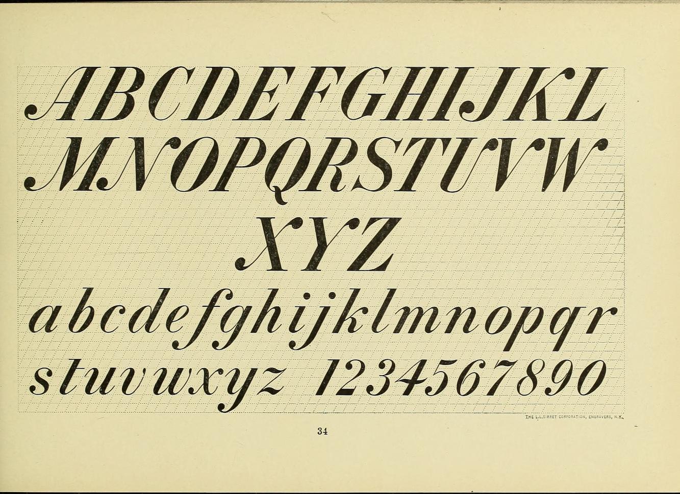 byannika  u00bb lettering  u0026 design  u00bb tips  u0026 ideas on reference materials